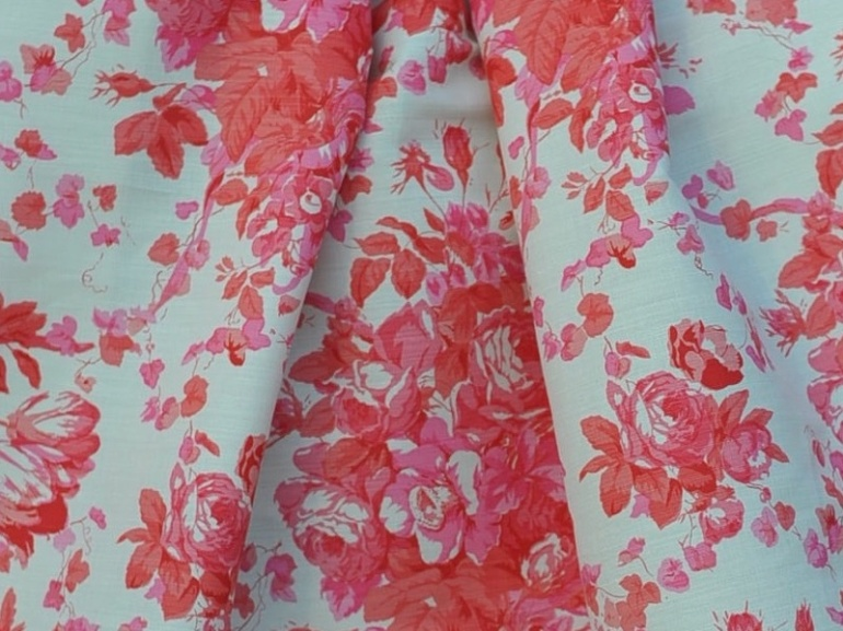 Bennison Roses Hot Pink 3