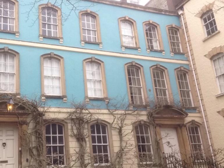 Bristol fave house
